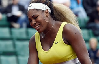 [VIDEO] Serena Williams s-a retras de la Turneul Campioanelor