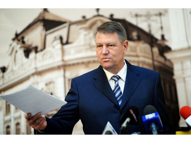 Presedintele Klaus Iohannis a ajuns la Bruxelles, unde va participa la Consiliul European