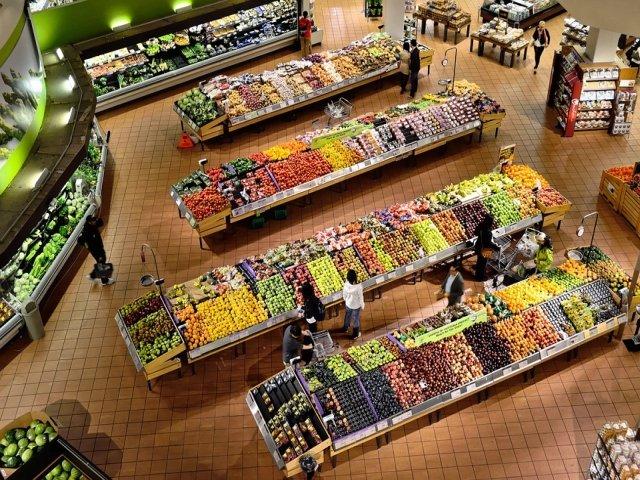 Alerta in Belgia! Un supermarket a fost evacuat, dupa ce un barbat a intrat inarmat