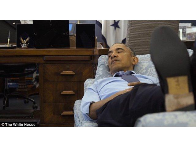 [VIDEO] Ce va face Obama dupa 20 ianuarie 2017?