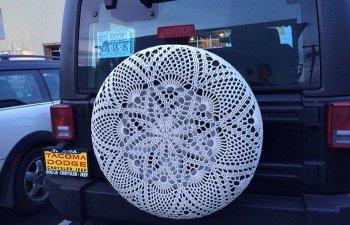 Arta pe patru roti: Cei mai ingeniosi posesori de masini