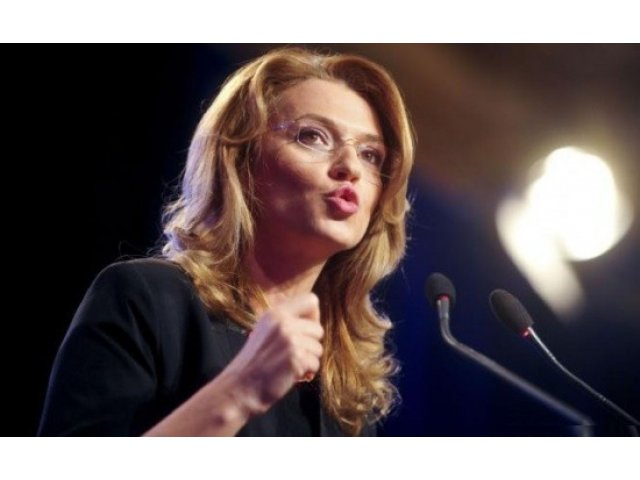 [INTERVIU] Alina Gorghiu: Dragnea nu va fi o propunere de prim-ministru