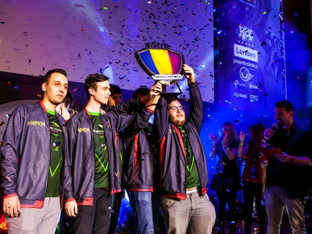 Primul turneu national de League of Legends si-a desemnat castigatorii