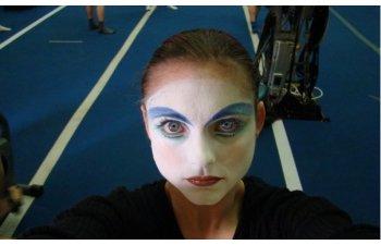 O gimnasta de la Cirque du Soleil a cazut de la 5 metri inaltime