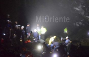 [UPDATE] Un avion cu 81 de persoane la bord, printre care o intreaga echipa de fotbal din Brazilia, s-a prabusit in Columbia