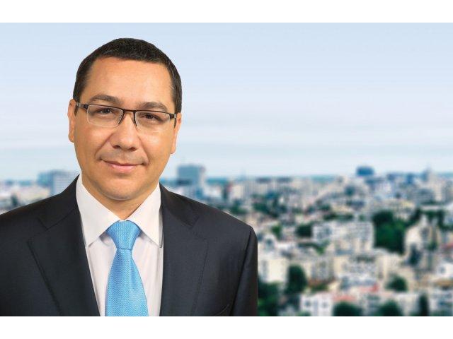 Alegeri parlamentare 2016. Ponta: Viitorul premier va fi propus de PSD. Poate sa fie Dragnea