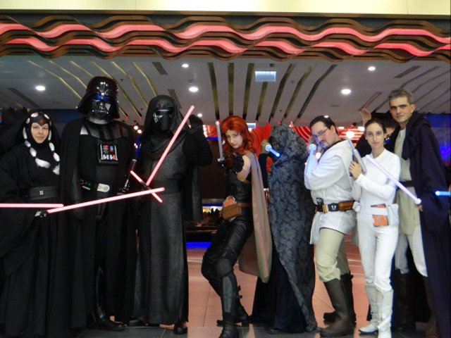 "Club Star Wars Romania si Cine Globe, lansare inedita a ""Rogue One: A Star Wars Story"""