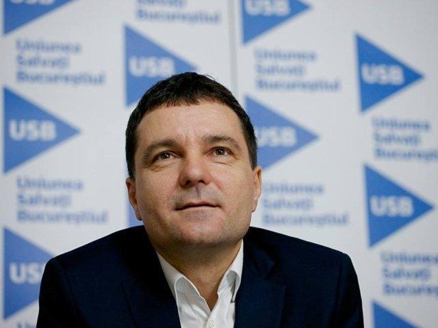 Nicusor Dan: Ne vom opune validarii mandatului de deputat al lui Liviu Dragnea