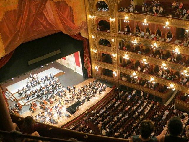 [Update] Un barbat a fost gasit mort in cladirea Operei Romane