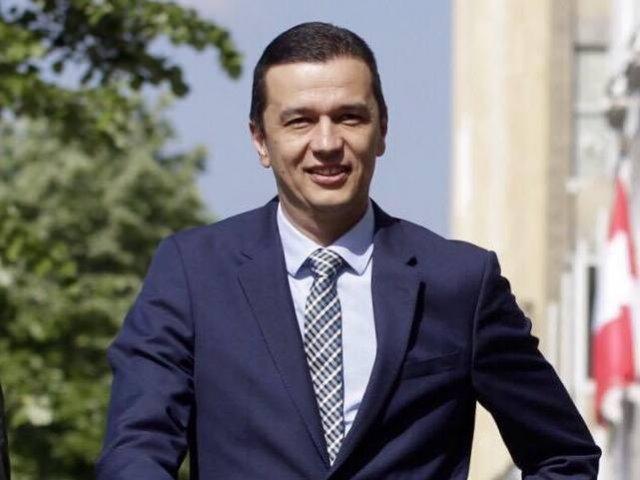 Cine este Sorin Grindeanu, noul prim-ministru propus de PSD