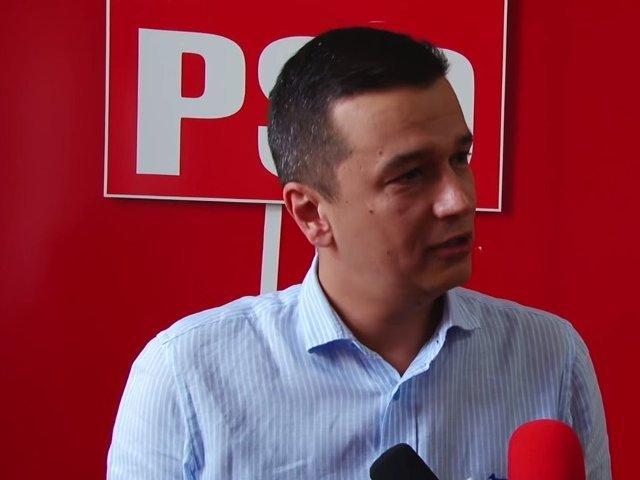 Presedintele Klaus Iohannis l-a desemnat pe Sorin Grindeanu pentru functia de premier
