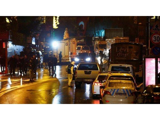Ultimul bilant al atacului armat comis in noaptea de Revelion intr-un club din Istanbul: 39 de morti si 69 de raniti