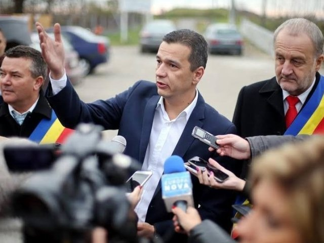 Premierul Sorin Grindeanu renunta la coloana oficiala