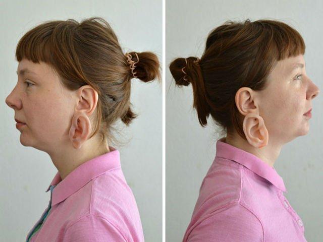 [FOTO] Cercei in forma de ureche: ai purta vreodata asa ceva?
