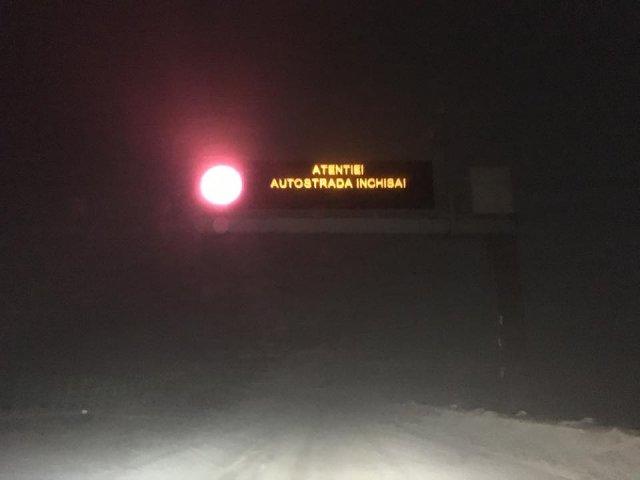 [UPDATE] Romania sub zapada. Situatia drumurilor din tara