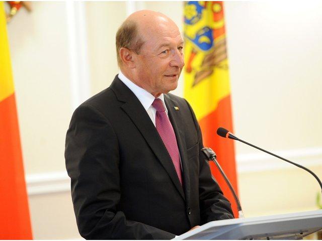 Traian Basescu: Eu cred in America lui Donald Trump