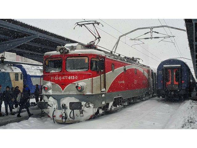 CFR Calatori a anulat joi 37 de trenuri