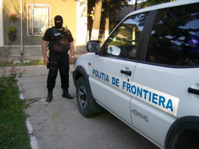 18 politisti de frontiera din Arad retinuti de DNA
