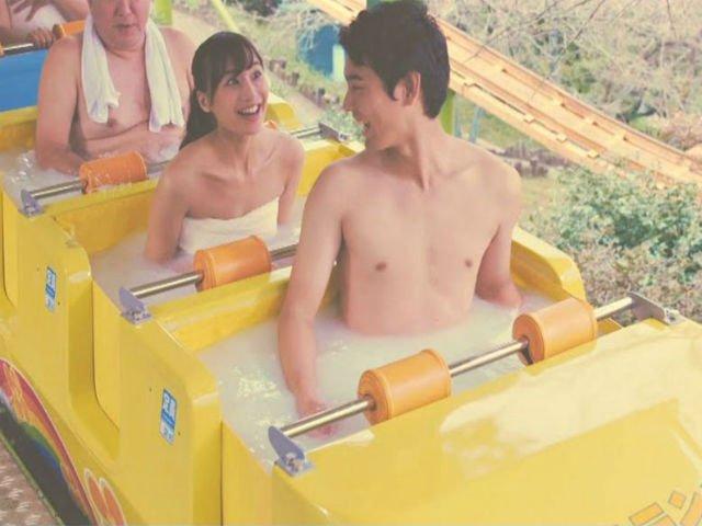 [VIDEO] Spamusment: In Japonia s-ar putea deschide un parc de distractii cu tematica Spa