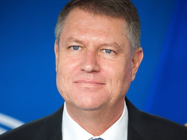 Klaus Iohannis: Astazi este o zi de doliu pentru statul de drept