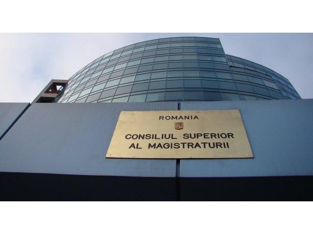 Plenul CSM se intruneste miercuri pentru avizarea Ordonantei vizand modificarea codurilor penale