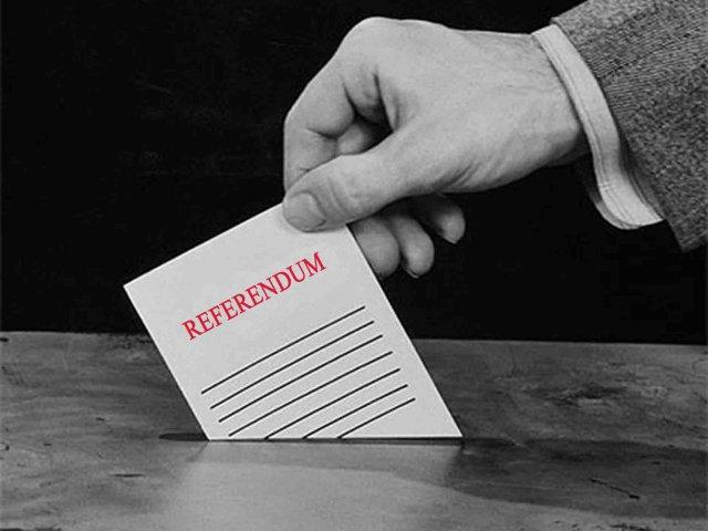 Parlamentul a aprobat in unanimitate referendumul propus de Klaus Iohannis