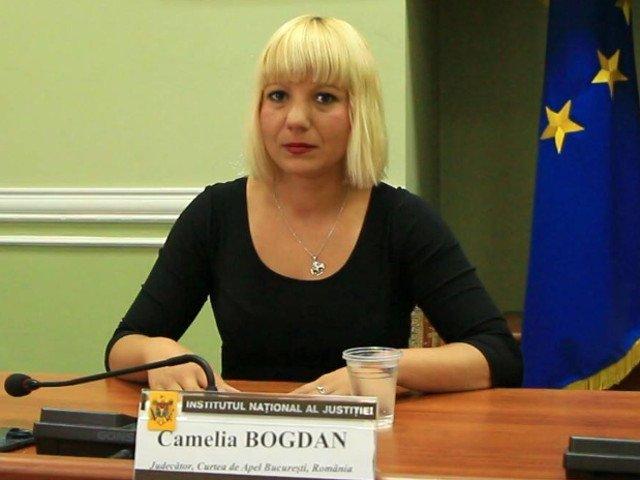 """Judecatoarea Camelia Bogdan, exclusa din magistratura: """"Este o mare nedreptate"""""""