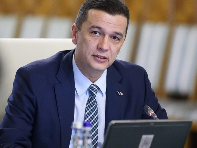 Grindeanu a demis-o din functia de vicepresedinte al ANSVSA pe Ionica Sfetcu, la 24 de ore de la numire