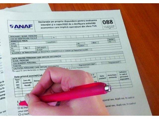 Guvernul a eliminat doar numele Formularului 088, procedurile sunt aceleasi