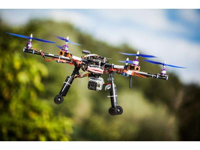 USR: Dronele au devenit un mijloc de intimidare