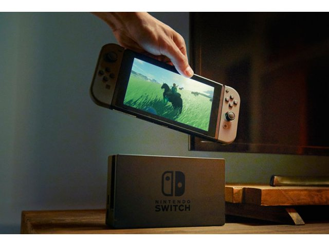 VIDEO. Nintendo Switch, unboxing in premiera mondiala