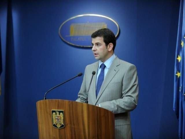 ANAF cere blocarea conturilor lui Daniel Constantin