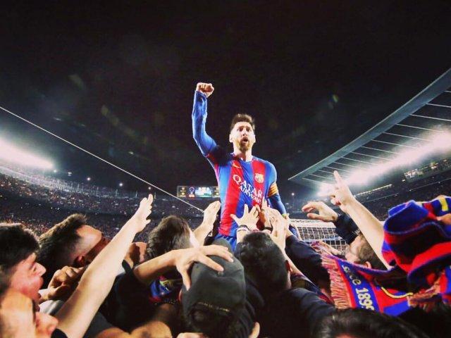 FC Barcelona, in sferturile Ligii Campionilor dupa 6-1 cu PSG