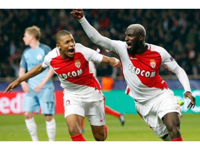 Monaco produce surpriza si o elimina pe Manchester City din Liga Campionilor