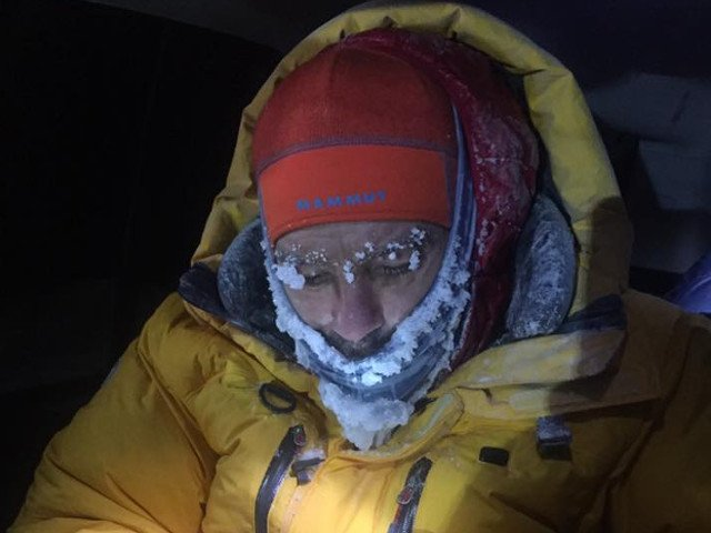 Tiberiu Useriu a castigat, pentru a doua oara, Maratonul 6633 Arctic Ultra