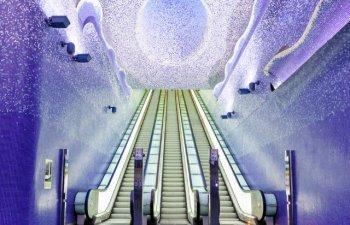 TOP 10 cele mai frumoase statii de metrou din lume