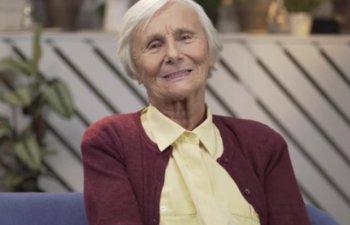 La 90 de ani, Elena Pagu a castigat medalia de aur la Campionatul Mondial de Mars Sportiv