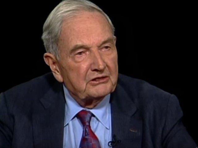 Miliardarul David Rockefeller a murit la varsta de 101 ani