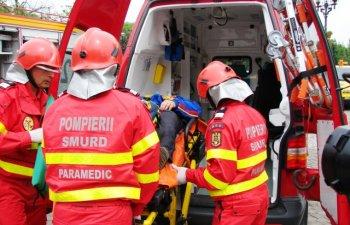 Doi morti si opt raniti in urma unui accident pe DN1, in care au fost implicate trei autovehicule