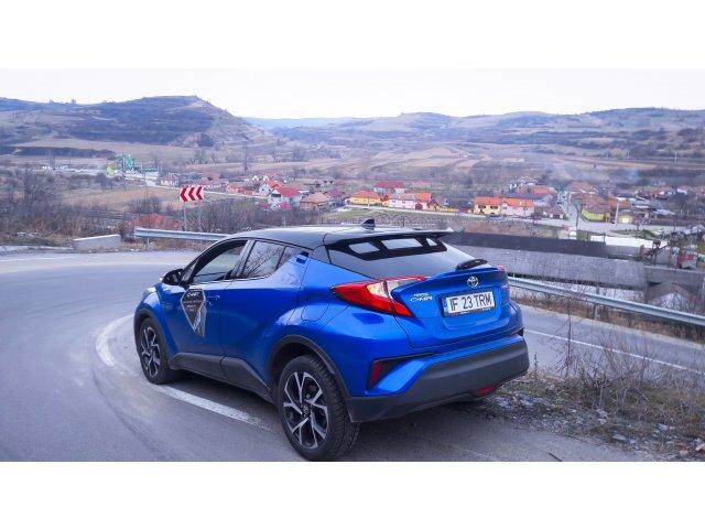 GALERIE FOTO. Toyota C-HR - noul campion al mediului urban