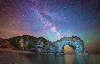 10 fotografii superbe cu cerul instelat