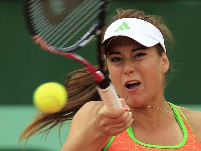 Tenis: Sorana Cirstea, in turul doi - A invins-o pe Monica Puig
