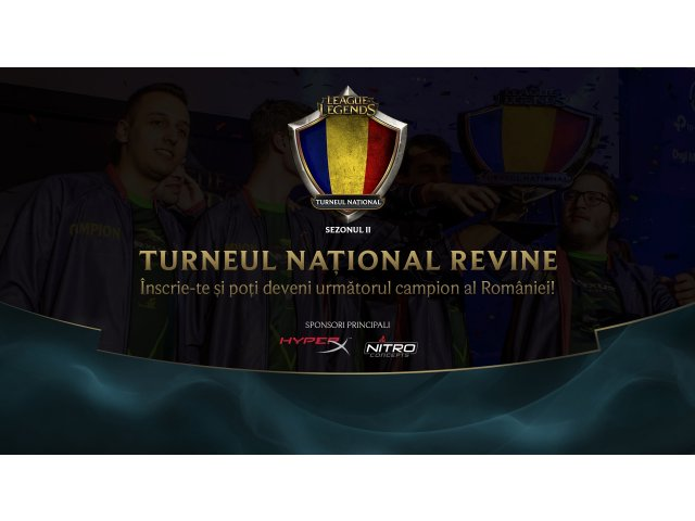 Esports in Romania: Sezonul al doilea al Turneului National de League of Legends e gata de start