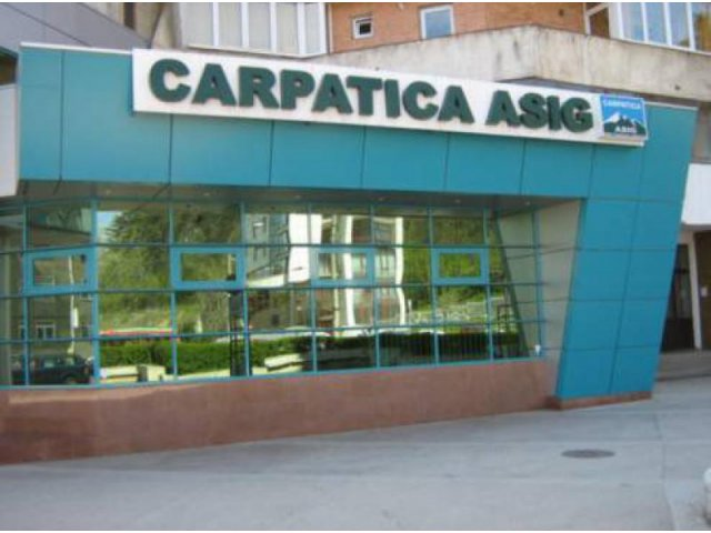 Carpatica Asig este oficial in faliment