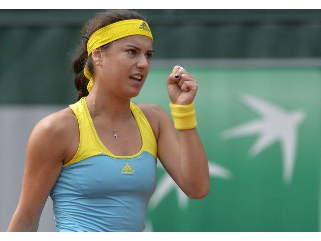 Sorana Cirstea va evolua cu Caroline Wozniacki, in noaptea de sambata spre duminica, la Miami Open