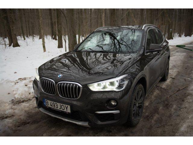 GALERIE FOTO. BMW X1 - compromisul este o arta