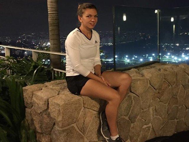 Reactia Simonei Halep dupa victoria magnifica de la Miami