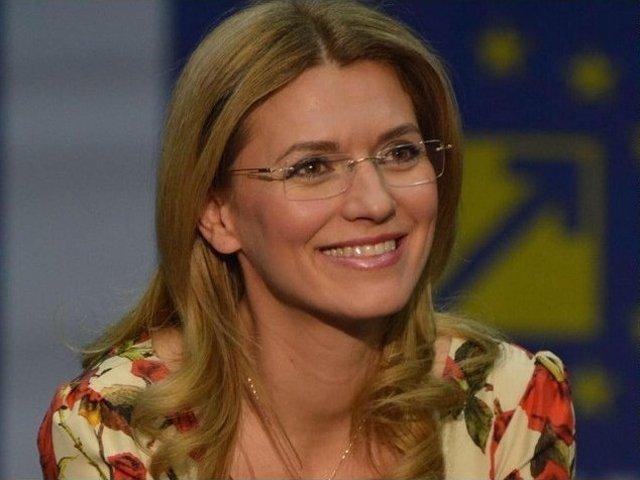 Alina Gorghiu, despre ministrul Finantelor: Viorel Stefan va fi tapul ispasitor