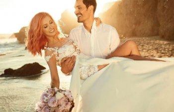 [VIDEO] Ce rochie a ales Andreea Balan pentru nunta din Malibu
