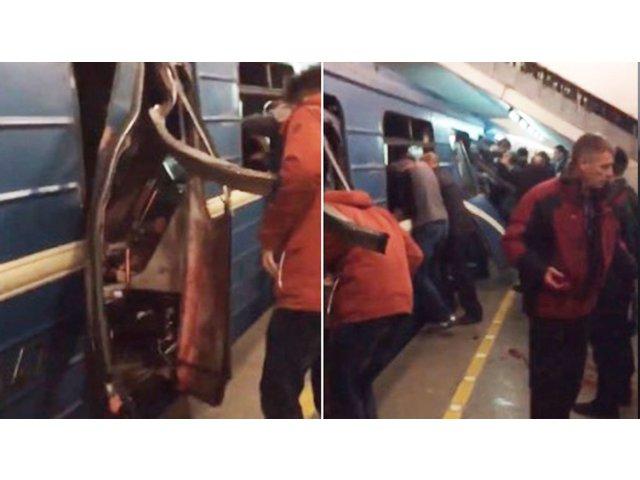 UPDATE / Cel putin 10 morti intr-o explozie la metroul din Sankt Petersburg. Putin nu exclude un atac de tip terorist